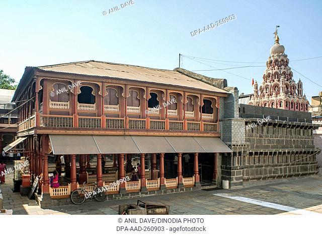 Hehabhagwant Vishnu temple, Barshi, Solapur, Maharashtra, India, Asia