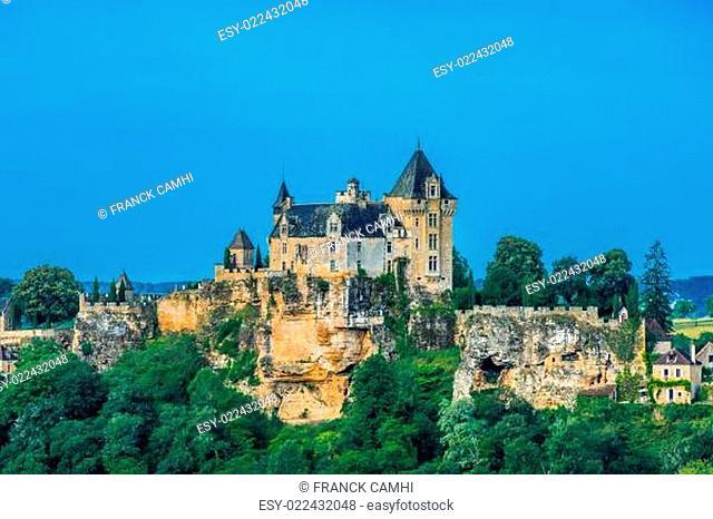 chateau de monfort souillac perigord france