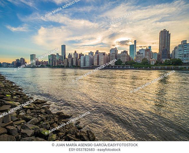 panoramic of new york