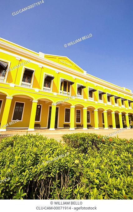 Customs Administration Building, Barranquilla, Atlantic, Colombia