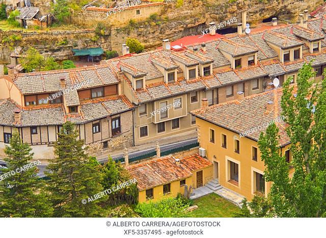 San Marcos Quarter, Segovia, UNESCO World Heritage Site, Castilla y León, Spain, Europe