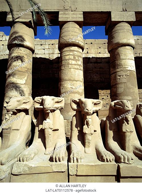 Located on the banks of the River Nile the temple complex of Karnak covers 100 acres. The temple dates back to the 16th Century BC and is the largest ancient...
