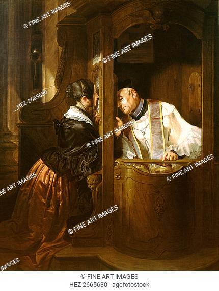The Confession, 1838