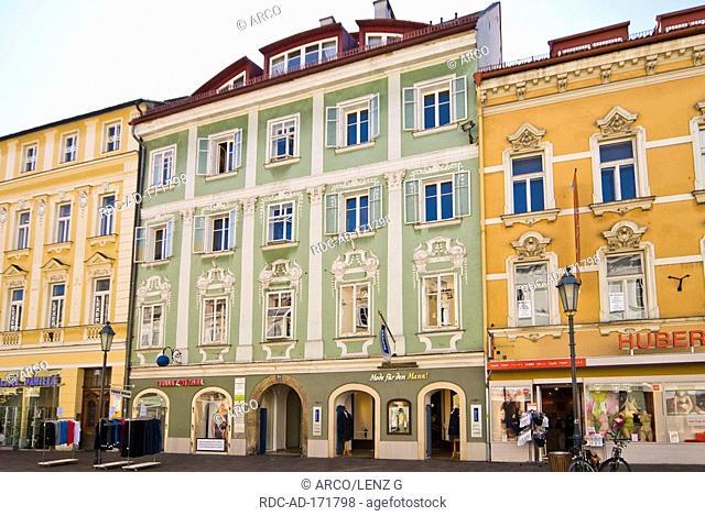 House 'Blaue Kugel', Klagenfurt, Carinthia, Austria