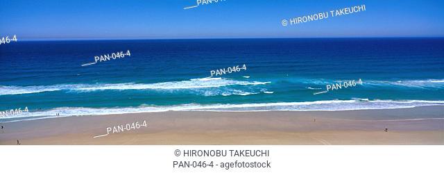 Waves at Gold Coast, Australia