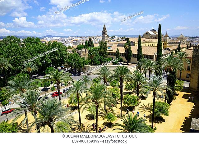Cathedral city of Cordoba, Andalucía, Spain