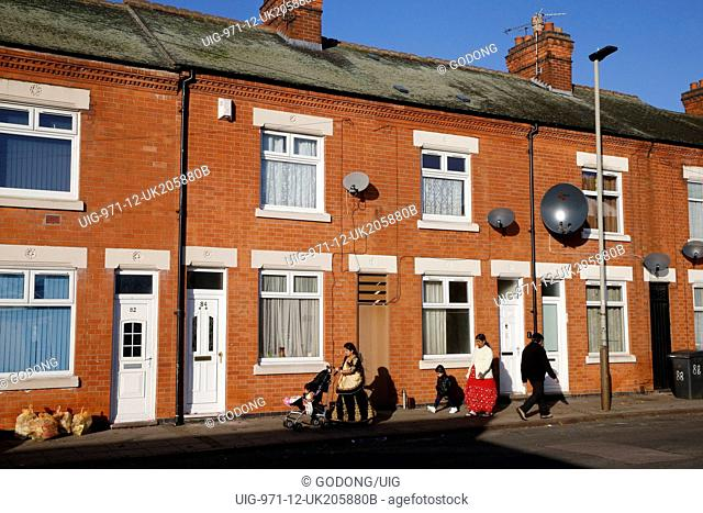 Street in Leicester
