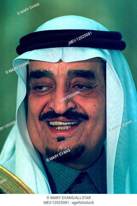 Saudi arabia historic king Stock Photos and Images | age