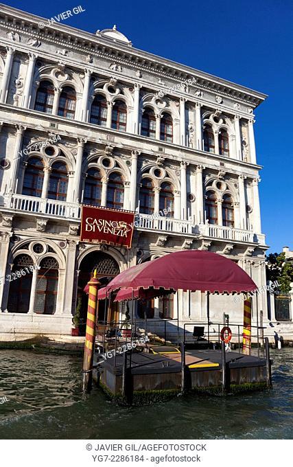 Casino of Venice, Veneto, Italy
