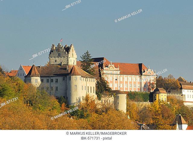 Meersburg - the historical castle - Baden Wuerttemberg, Germany Europe