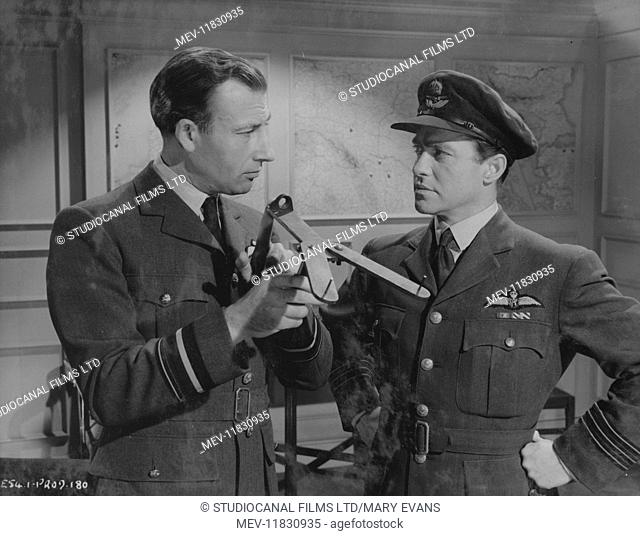 The Dam Busters (1955) Richard Todd. (Strictly editorial use only. Television and book cover use must be cleared before use