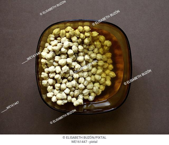 Image on a legume