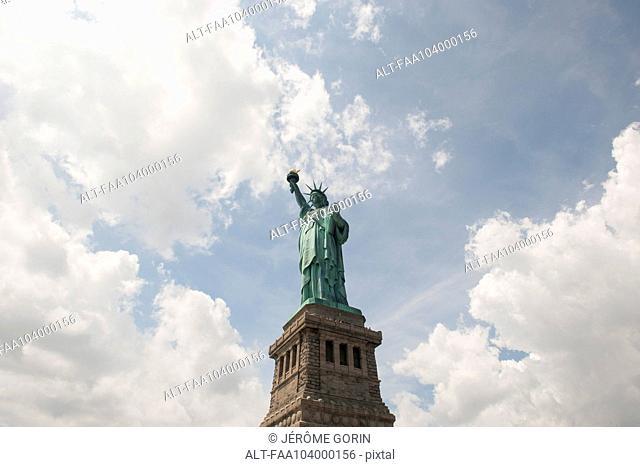 Statue of Liberty, New York City, New York, USA