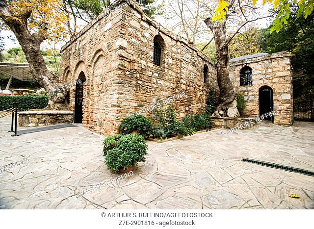 House of Virgin Mary, Ephesus, Turkey