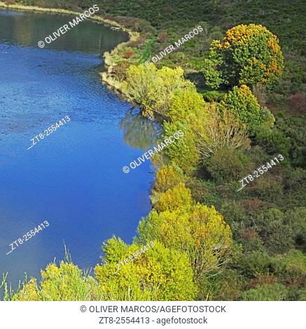 """Northwest Spain is characterized by an extremely complex climate, usually very cold or very hot, there are valleys where microclimates, such as """"""""El Bierzo"""""""""""