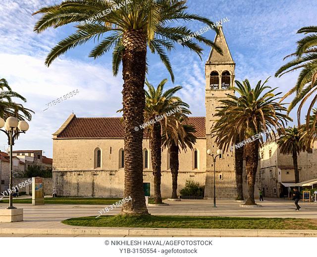 Church of St. Dominic, Trogir, Croatia