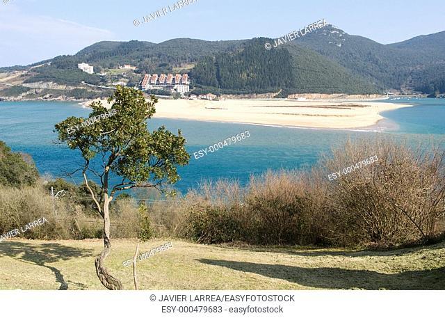 Urdaibai biosphere reserve, Biscay, Basque country, Spain