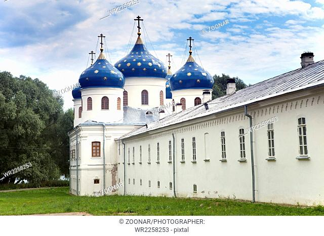 Yuriev Monastery, Church of Exaltation of the Cros