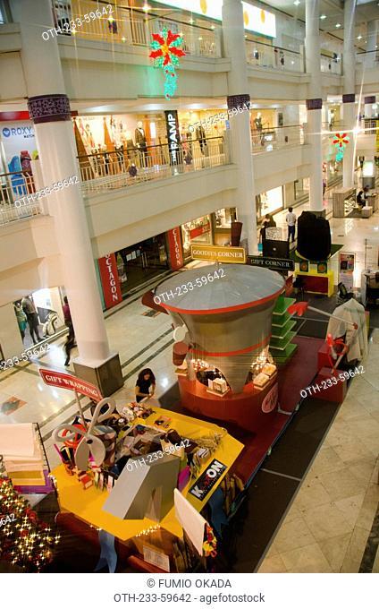 Glorietta shopping mall, Makati, Philippines