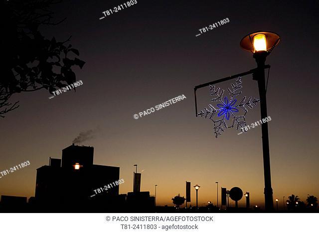 Industry Christmas, Spain