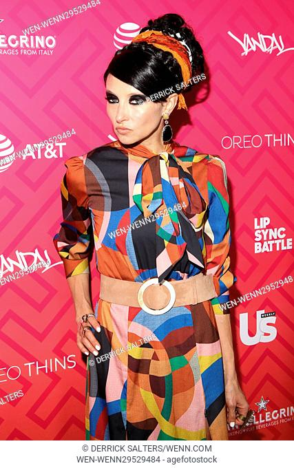 Us Weekly's Celebrates the Most Stylish New Yorkers 2016 held at Vandal Featuring: Stacey Bendet Where: New York, New York
