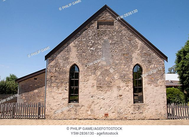 Schoolhouse built at Penola, South Australia, for Mother Mary MacKillop, Australia's first saint to be canonised by the Catholic church