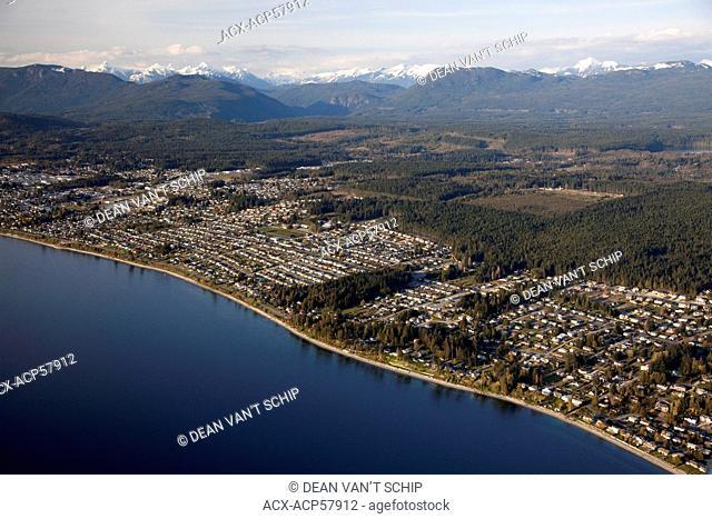 Westview, Marine Avenue, Powell River, British Columbia, Canada