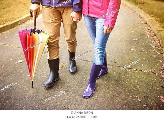 We are prepared for the autumn weather. Debica, Poland