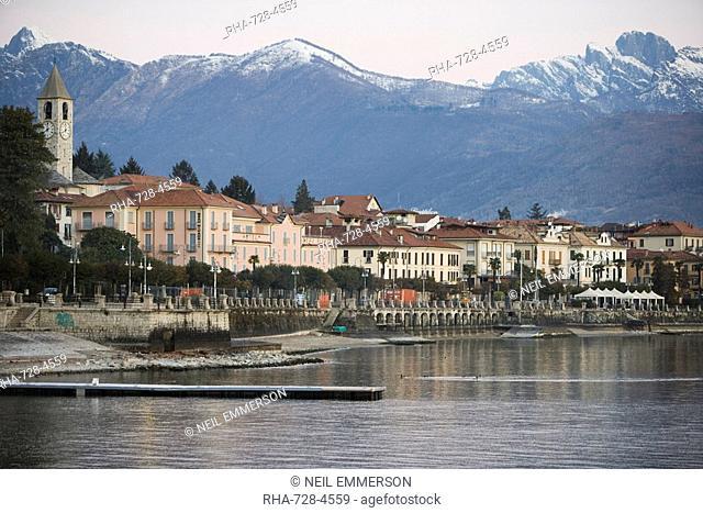 Baveno, Lake Maggiore, Piedmont, Italian Lakes, Italy, Europe