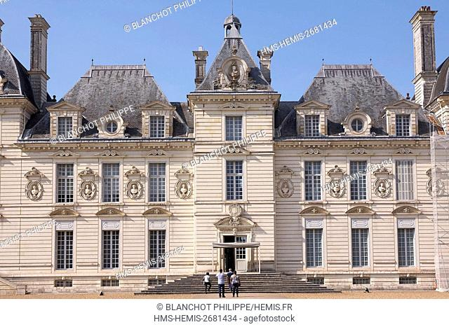 France, Loir et Cher, Cheverny, Cheverny Castle