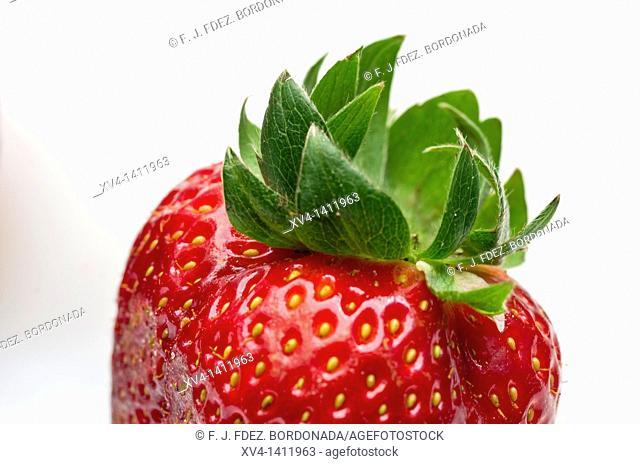 Strawberry fruit  Mediterranean diet