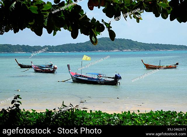 Kata Beach, Ban Karon, Phuket, Thailand