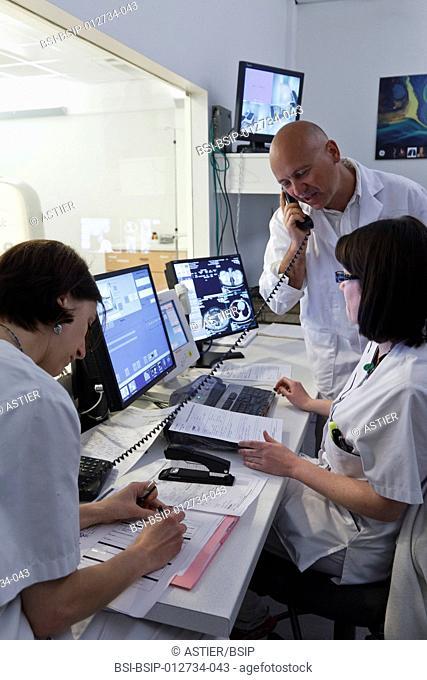 CT SCANNER EXAMINATION