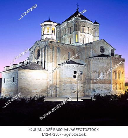 Collegiate church, Toro. Zamora province, Castilla-León, Spain