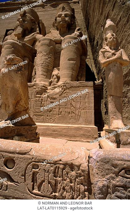 The Great Temple of Ra-Harakhete,also known as the Great Temple of Abu Simbel is part of a UNESCO World Heritage Site. The Temple dates back to the 13th century...