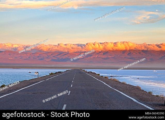 Salinas Grandes, Puna Desert, Jujuy Province, Argentina, South America