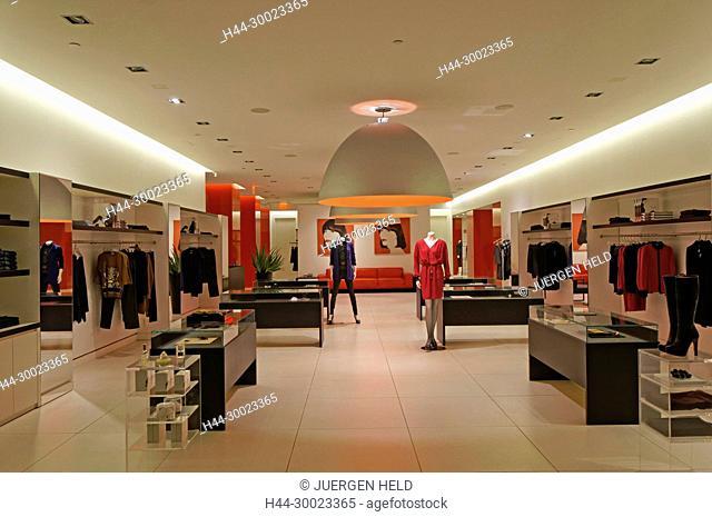 Krizia Fashion Shop 14th Street, Meatpacking distrct, New York City