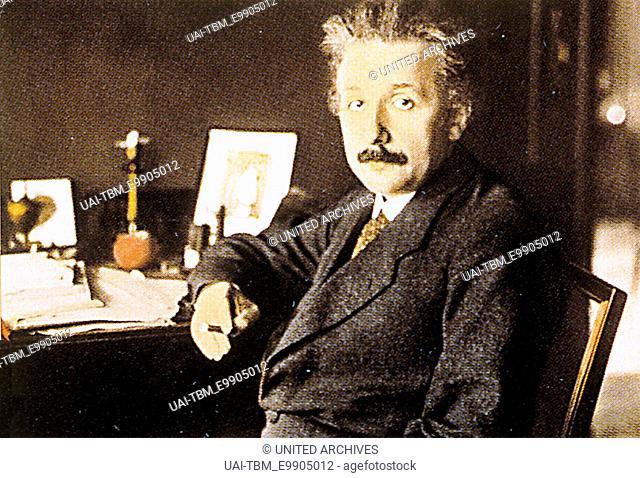 Albert Einstein 1: Auf einem Lichtstrahl reiten ... / Albert Ein