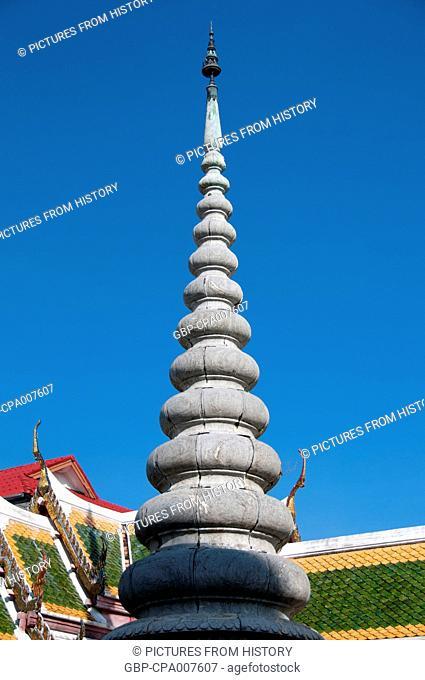 Thailand: Wat Arun (Temple of Dawn), Bangkok