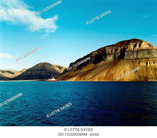 Arctic island of Svalbard/Spitzbergen