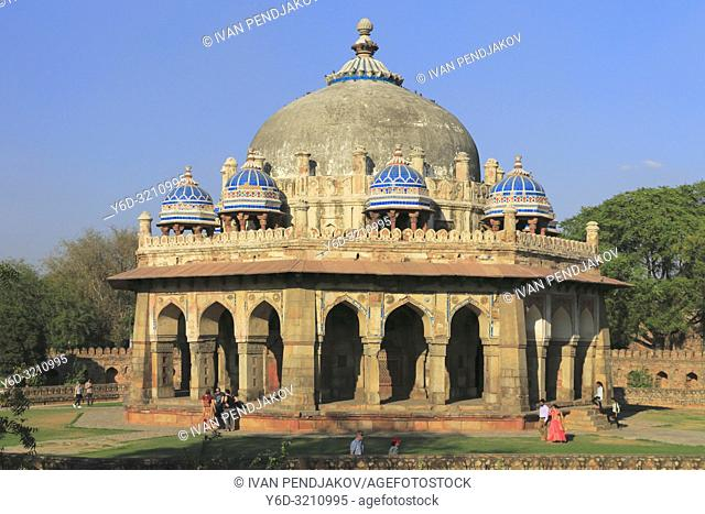 Isa Khan's Tomb, New Delhi, India