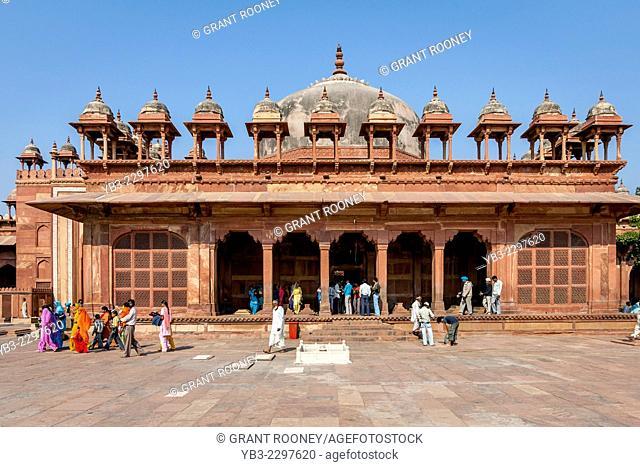 Fatehpur Sikri, Agra district, Uttar Pradesh, India