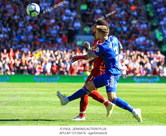 2019 EPL Premier League Football Cardiff City v Liverpool Apr 21st. 21st April 2019, Cardiff City Stadium, Cardiff, Wales; EPL Premier League football