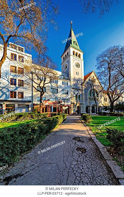 Reformed Church, Bratislava, Slovakia