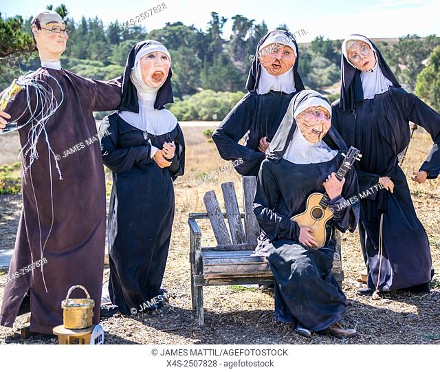 Catholic Scarecrows