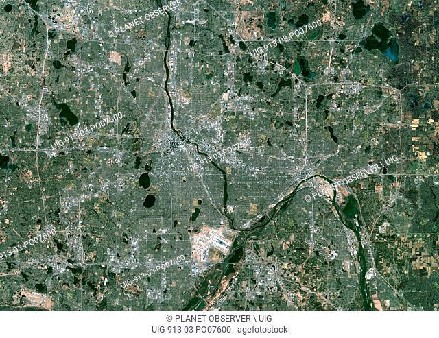 Minneapolis and Saint Paul, Minnesota, United States