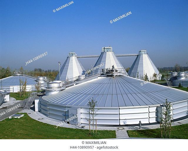 Architecture, Aluminium, Anaerobic, Bacterial, Bavaria, Building, Economy, Environment, Environmental, Environmental Protection