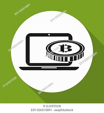Money icon concept with icon design, vector illustration 10 eps graphic