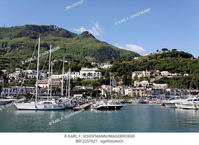 Casamicciola Terme, Ischia Island, Gulf of Naples, Campania, Southern Italy, Italy, Europe