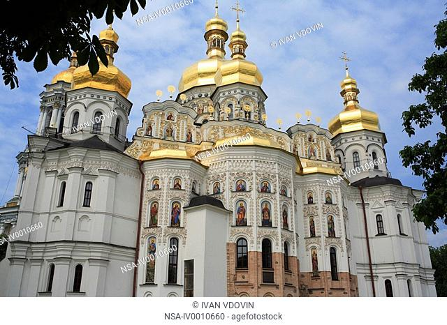 Cathedral of the Dormition, Lavra, Kiev, Ukraine